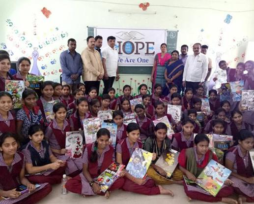 HOPE FOUNDATION – title1